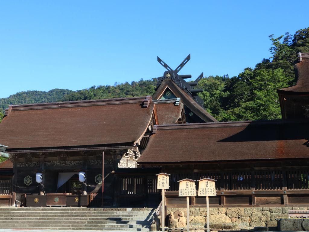 出雲大社(Izumo Oyashiro  Shrine)