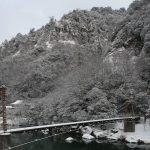 立久恵峡冬